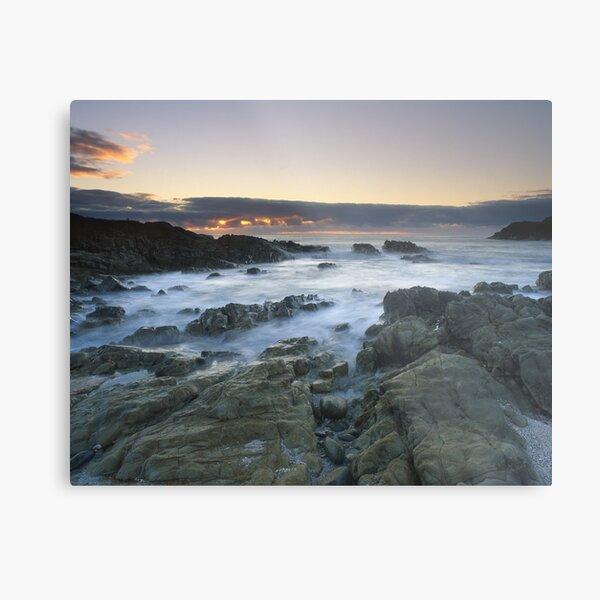 """Sea of Solitude"" ∞ Mimosa Rocks, NSW - Australia Metal Print"