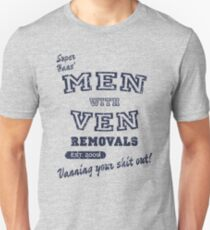 Peep Show – Men With Ven Unisex T-Shirt