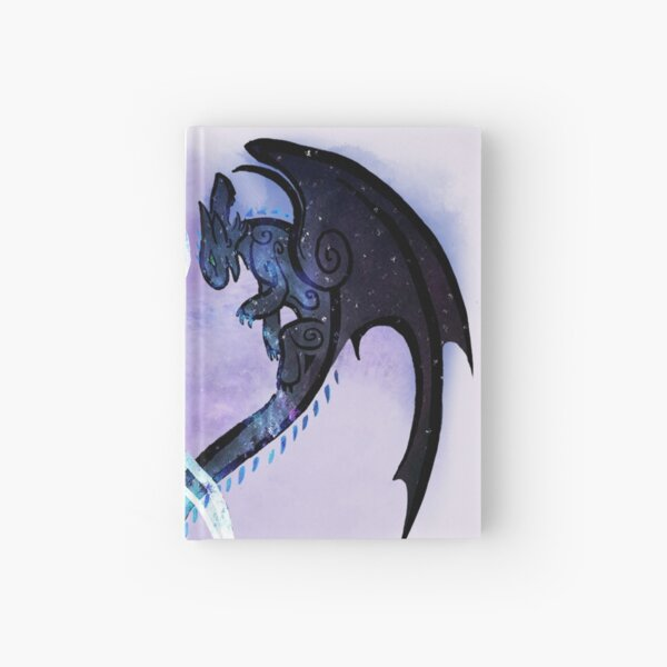Dragon Heart Toothless and Light Fury Hardcover Journal