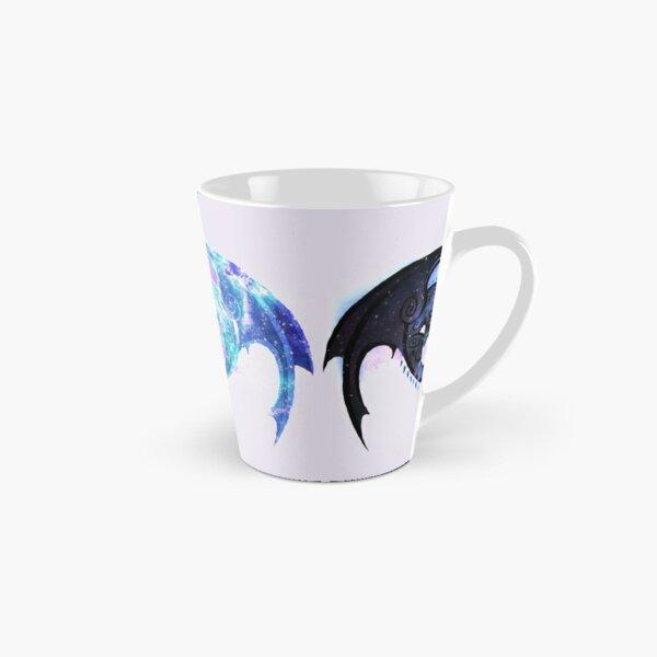 Dragon Heart Toothless and Light Fury Tall Mug