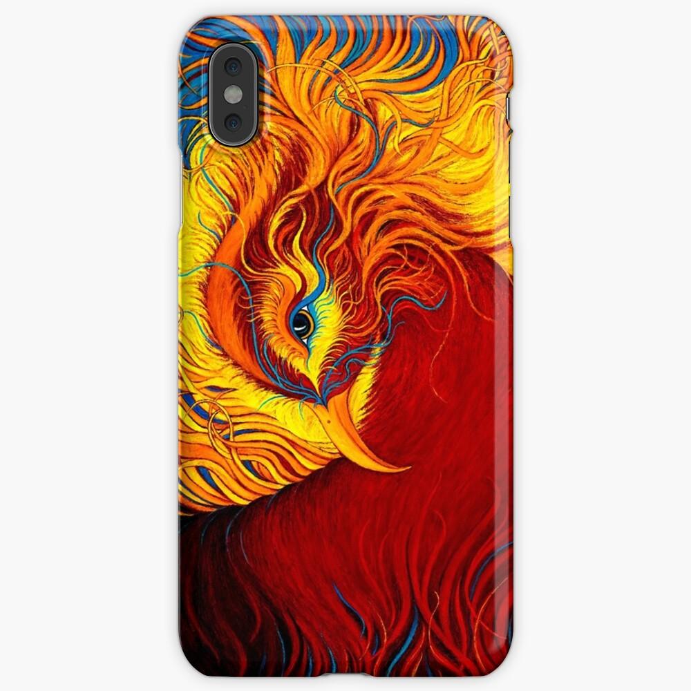 Phoenix Rising iPhone Case & Cover