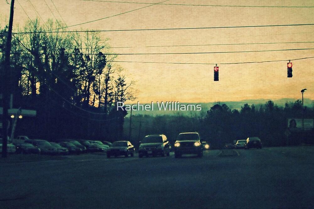 Commute by Rachel Williams