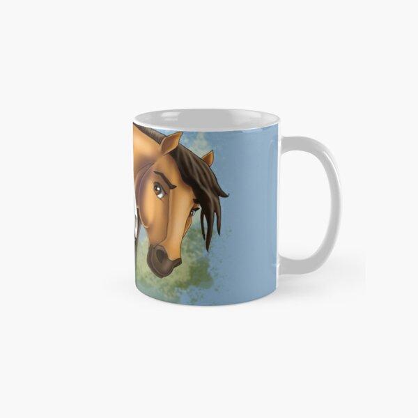 Spirit and Rain - Love Found Us Classic Mug
