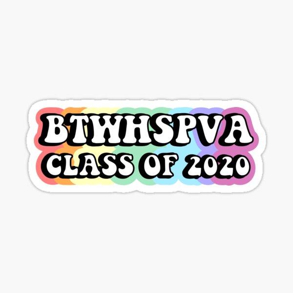 BTWSHPVA 2020 Sticker