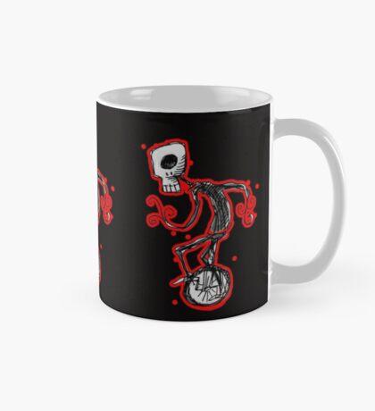 cyclops on a unicycle Mug