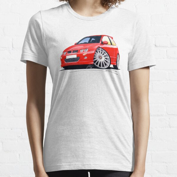 MG ZR Red Essential T-Shirt