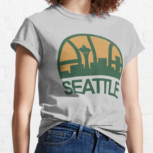 Seattle Sonics Classic T-Shirt