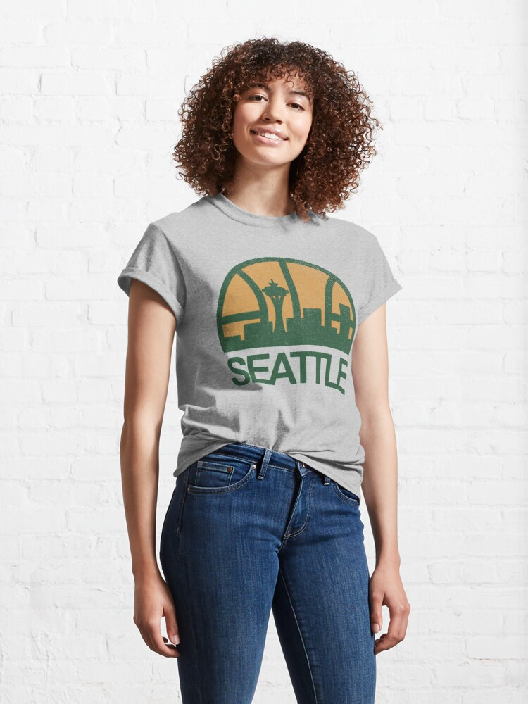 Alternate view of Seattle Sonics Classic T-Shirt
