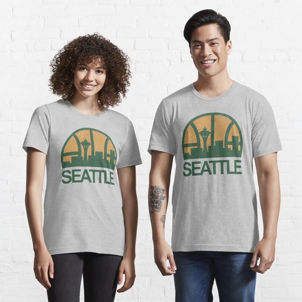 Seattle Sonics Essential T-Shirt