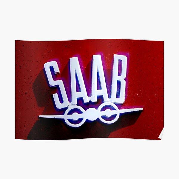 Boys being boys. SAAB. 96. Cars.  made in Brown Sugar. Views (19) thanks ! Poster