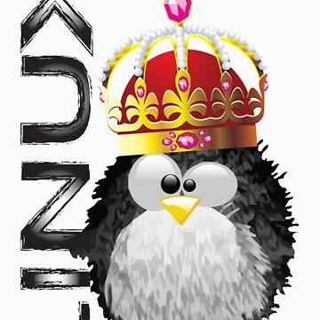 Linux - King by xoguar