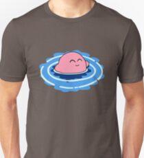 Swimming for joy Unisex T-Shirt