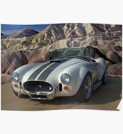 1965 Shelby Cobra Clone 427 Poster