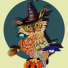 Owl Scary by IsabelSalvador
