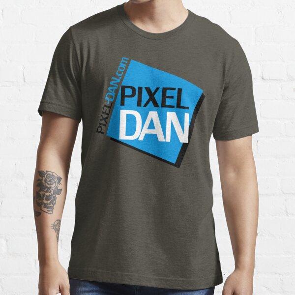 Pixel Dan Logo Essential T-Shirt