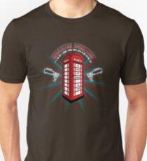 Inspector Spacetime v.2 T-Shirt