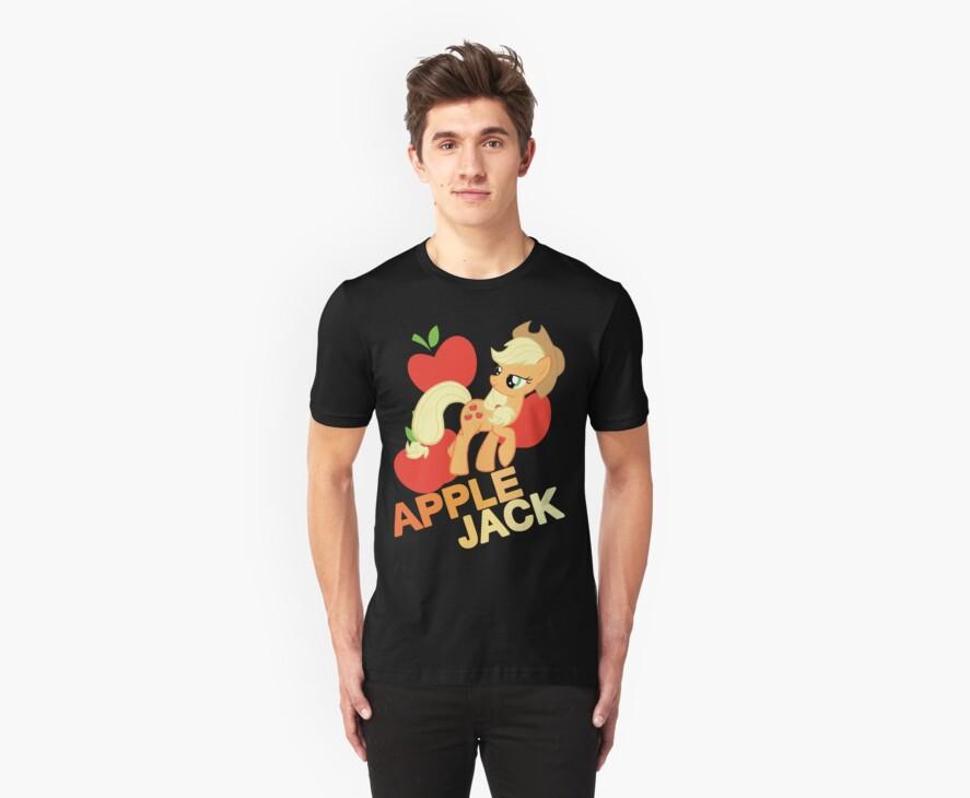 Applejack by kidomaga