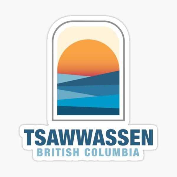 Tsawwassen 2020 Sticker