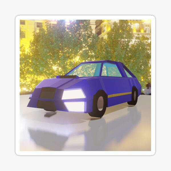 Subaru Impreza Sticker