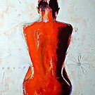 White Nude by Tanya Nevin