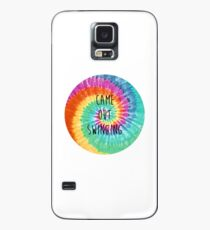 The Wonder Years Tie Dye - Came Out Swinging Case/Skin for Samsung Galaxy