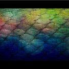 Rainbow Snakeskin by Katherine Gavin