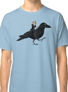 Poe and Raven Classic T-Shirt