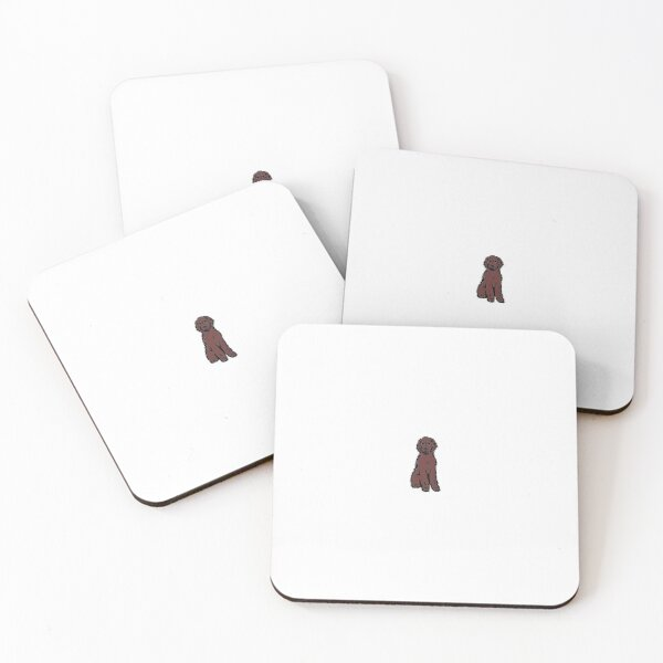 Doodle Coasters (Set of 4)
