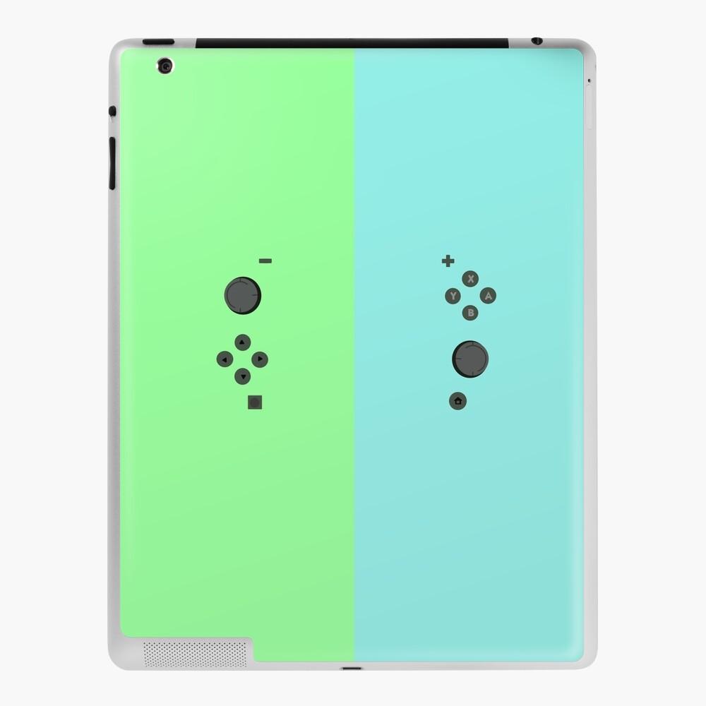 Minimalist Nintendo Animal Crossing Edition Switch Joycons Ipad Case Skin By Ryandoodles Redbubble