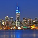 Midtown Manhattan and the Empire State Building - New York City by michael6076