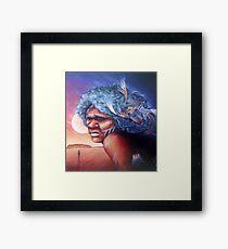 Aborigine Dreams Framed Print