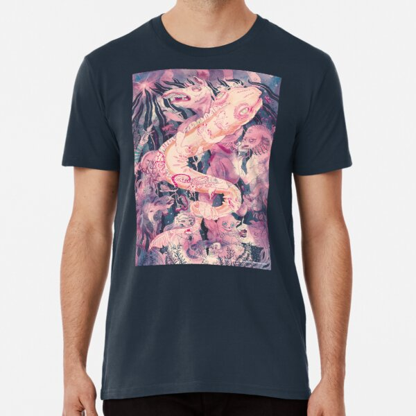 Abaia Magical Eel Premium T-Shirt