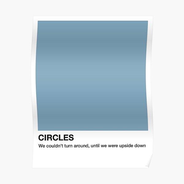 Circles - Pantone Swatch Poster