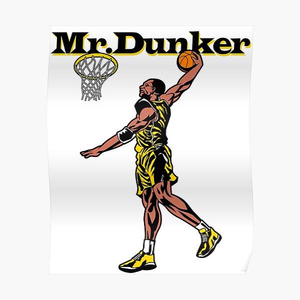 Mr. Dunker Poster