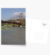 Puerto Banus bridge Postcards