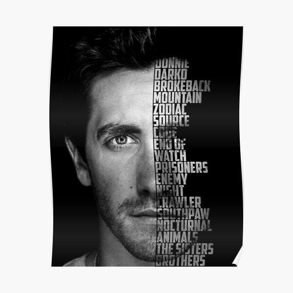 Jake Gyllenhaal Movies Poster