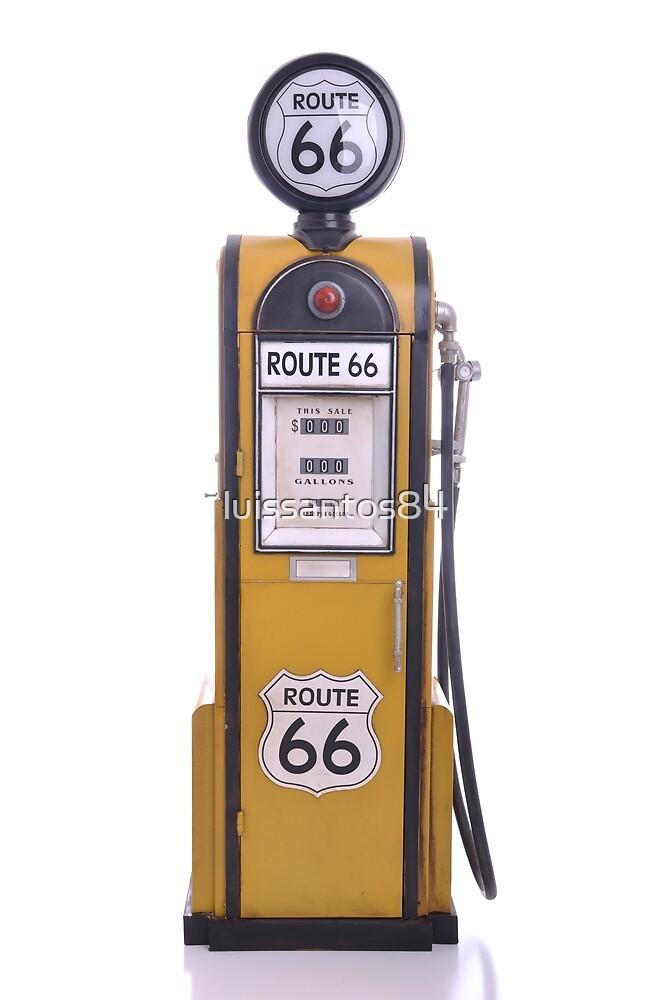 Antique fuel pump by luissantos84