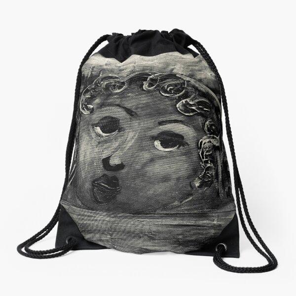 Quarantined 2020 Drawstring Bag