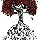 Follow You Down To The Red Oak Tree by samclaire