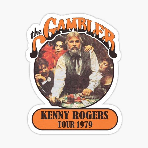 The Gambler Sticker