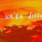 We're Equal, We're Different by qshaq