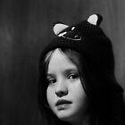 Hat Head Cat Head by Ladymoose