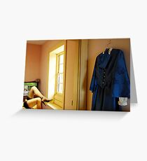 boudoir Greeting Card