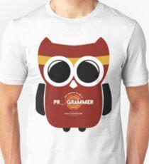 Programmer T-shirt - Owl Programmer T-Shirt