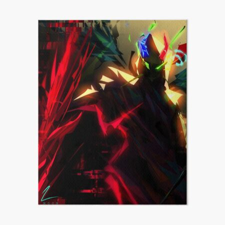 Parakewl, savior of the tower Art Board Print