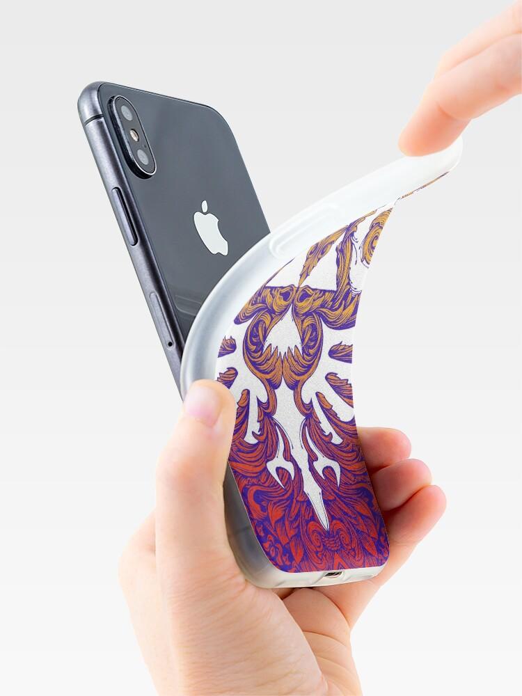 Vista alternativa de Vinilos y fundas para iPhone Hylian Victoriana