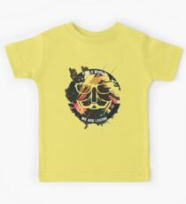 hacker - anonymous - hello world Kids Clothes