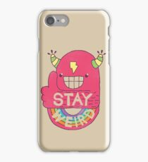 STAY WEIRD! iPhone Case/Skin