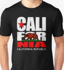 California Republic (vintage distressed look) T-Shirt