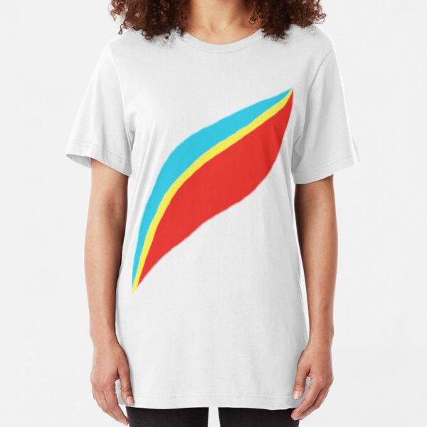 Captain EO (brighter) Slim Fit T-Shirt